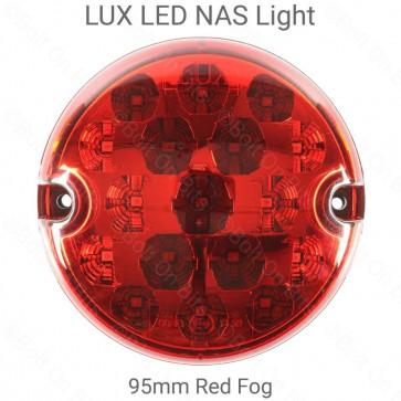 RDX 95mm LED NAS Fog Lamp
