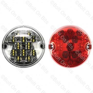 RDX 95MM LED NAS Red Fog & Reverse