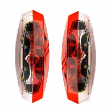 Pair RDX LED Red & White Marker Modules