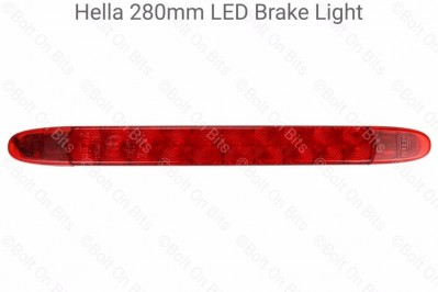 Hella 280mm Red LED High Level Brake Light