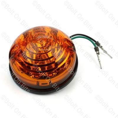 RDX 73mm LSL LED Amber Indicator 12-24V