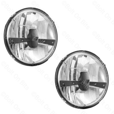 "Pair of LED Autolamps LHD LED 7"" Headlights"