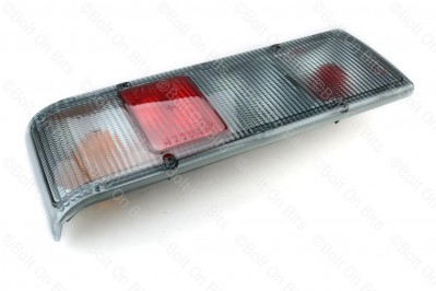 "Britax 4 Function Rear Lamp ""Smoked/Clear"""