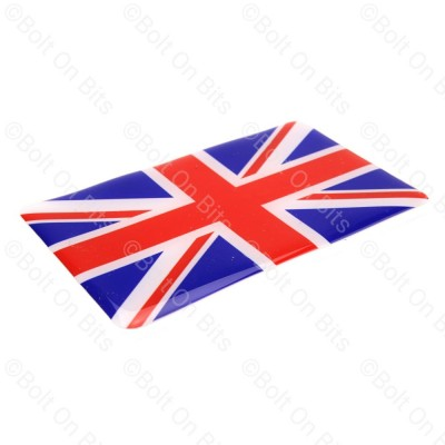 Large Vinyl Red White & Blue Union Jack