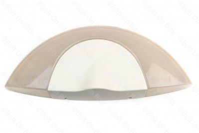 Jokon Cream Cresent Awning Light