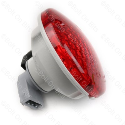 Hella 95mm Round Stop Tail Lamp
