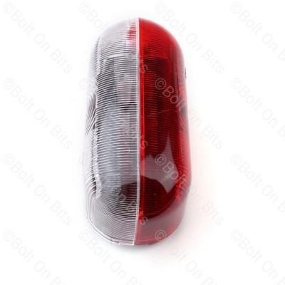 Jokon Red & White Oblong Side Marker