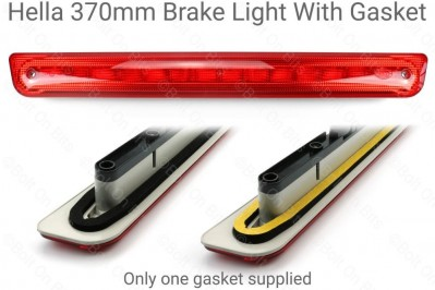 HELLA 370mm High Level Brake Light With Self Adhesive Gasket