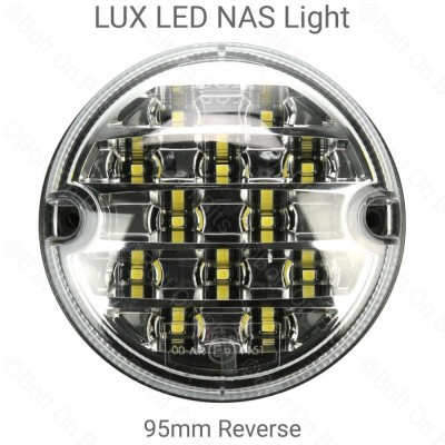 H1 - RDX 95MM NAS LED REVERSE LAMP