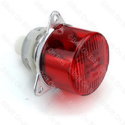 Hella 55mm Red Tail Light