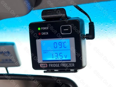 ARB Remote Fridge Monitor